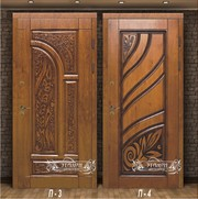 Входные двери Эталон Патина