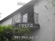 Ограждения балконные и простые,  из нержавеющей стали,  от производителя - foto 1