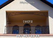 Ограждения балконные и простые,  из нержавеющей стали,  от производителя - foto 2