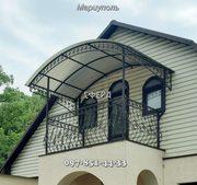Ограждения балконные и простые,  из нержавеющей стали,  от производителя