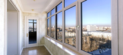 Остекление и облицовка балкона. - foto 0