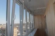 Остекление и облицовка балкона. - foto 4